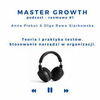 Master Growth - Rozmowa#1 - Testy - Teoria i Praktyka