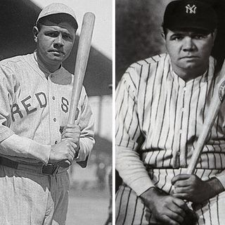 TGT Presents on this Day: December 26, 1919 The Boston Red Sox Trade Babe Ruth to the Yankees