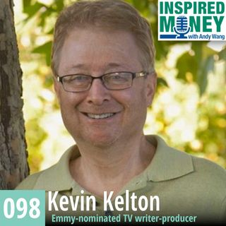 098: The Value of Writing Jokes for a Living with Kevin Kelton