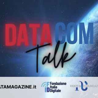DataComTalk - ospite Francesco Nicodemo