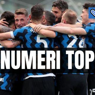 Punti, miglior difesa, gol fatti, vittorie e fortino San Siro: tutti i numeri dell'Inter campione d'Italia