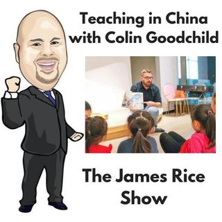 Episode 49 - Teaching in China