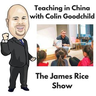 Episode 49 - Teaching in China