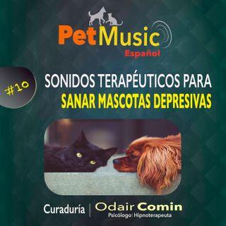 #10 Sonidos Terapéuticos para Mascotas Depresivas