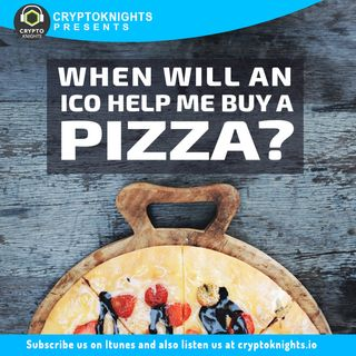 When will an ICO help me buy a pizza?