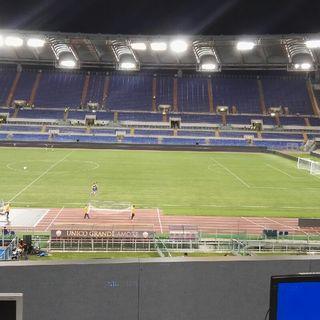 20,00 - Roma-San Lorenzo: 2-1!