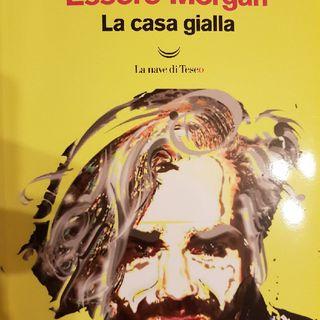 Marco Morgan Castoldi: Essere Morgan- La Casa Gialla- Artista-casa-contenuto