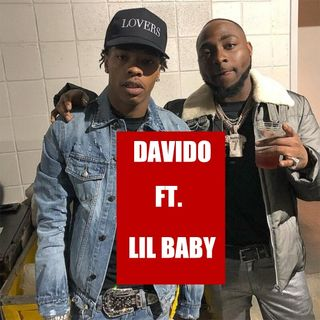 Davido feat. Lil Baby - So Crazy (Afro Pop)