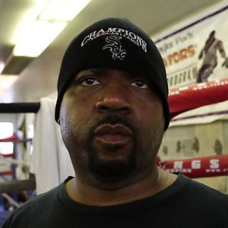 Boxing Legends Show: Former WBC Light Heavyweight Champion Montell Griffin