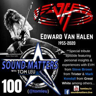 100: Eddie Van Halen Tribute