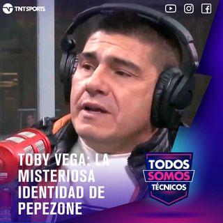 Toby Vega: La misteriosa identidad de pepezone