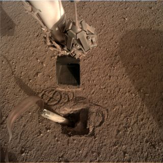 InSight's Mole: A Martian Science Odyssey