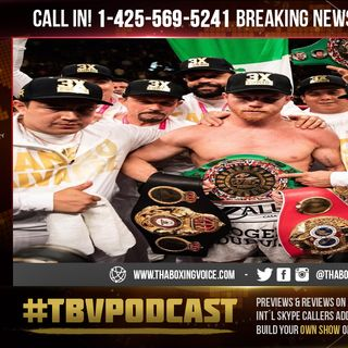 ☎️Canelo vs Derevyanchenko Deal In Works🔥 IBF Purse 💰Bid Postponed✋🏼🛑