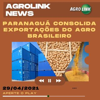 Podcast: Paranaguá amplia sua importância nas exportações do agro brasileiro
