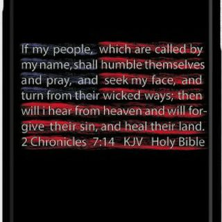 2 Chronicles 7:14-Steps To Heal The Land
