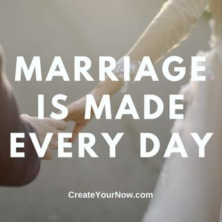 2171 Marriage is Made Every Day