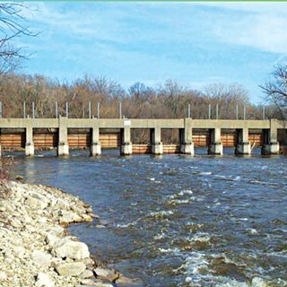Estabrook Dam - PRESS RELEASE