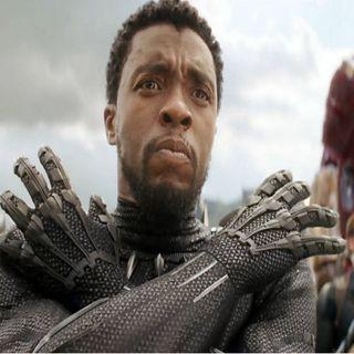 Fallece el actor Chadwick Boseman protagonista de Black Panther