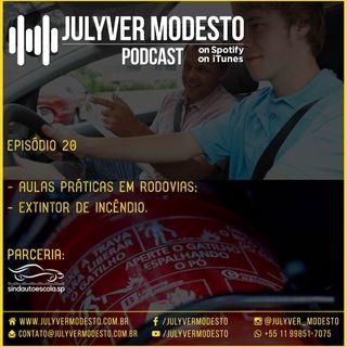 Episódio 20 - Trânsito, por Julyver Modesto