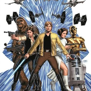 Giovani padawan all'opera: Star Wars comics