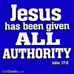 Understanding Authority For Your Good #2
