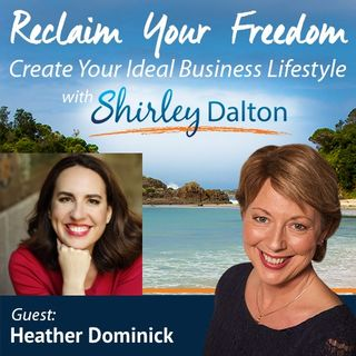SD #106 - How Highly Sensitive Entrepreneurs® Run Successful Businesses