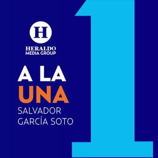 A la una con Salvador García Soto. Programa completo miércoles 3 de marzo 2021