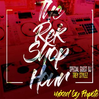 #strictlyhouse Presents The Rek Shop Hour w. Papote & special guest Dj Trey Styles
