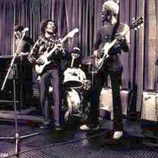 Bob Marley  Live Leeds Polytechnic England 23-11-1973 Tour Burnin
