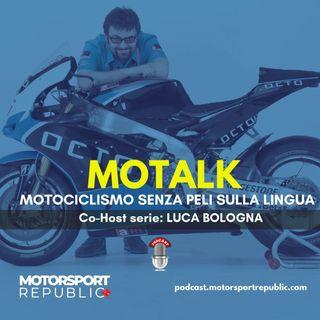 MotoGP. In Grand Prix del Qatar. Il commento post gara di Luca Bologna