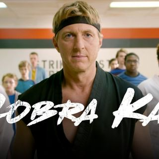 TV Party Tonight: Cobra Kai (season 1)