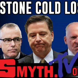 (AUDIO) SmythTV! 8/30/19 #Friday Report on @Comey This Is Just The Beginning Indictments