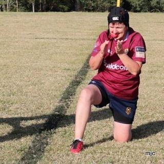 Carol's Rugby Odyssey