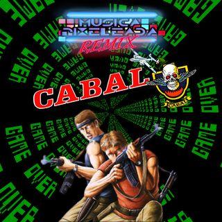 Cabal (Arcade)