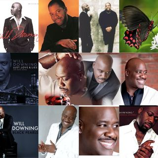 "Will Downing ""Smooth Groovin' Mix"""