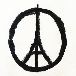 #roma Parigi, ore 22