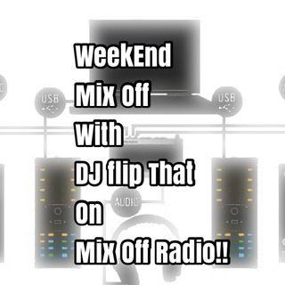 WeekEnd Mix Off 12/10/20 (Live DJ Mix)