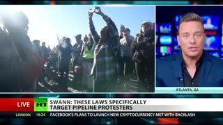 Ben Swann ON South Dakota Riot Boosting Law an Attack on Free Speech Against Keystone XL Pipeline