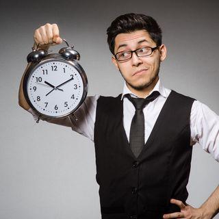 Vado piano perché non ho tempo!