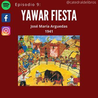 Ep. 9 Reseña de Yawar Fiesta de José María Arguedas