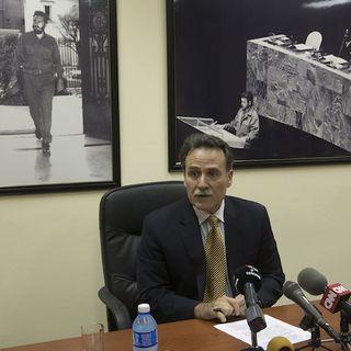 Cuarta ronda de la Comisión Bilateral Cuba y EEUU: Conferencia prensa de Gustavo Machín