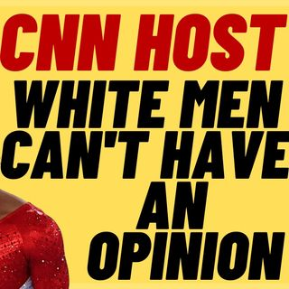 CNN Says White Men Can't Have An Opinion On Biles
