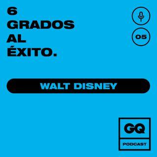 #5: Walt Disney