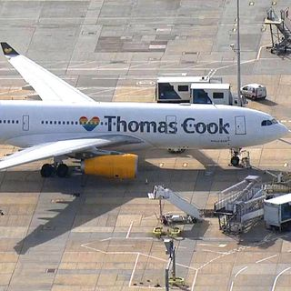 A huge repatriation operation begins after Thomas Cook's collapse