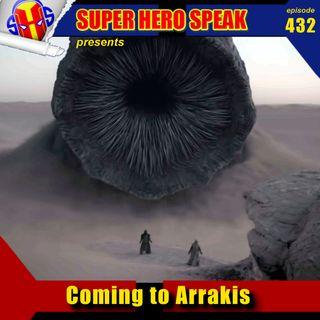 #432: Coming to Arrakis