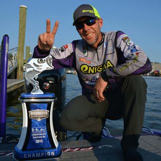 A conversation with Elite Angler Aaron Martens