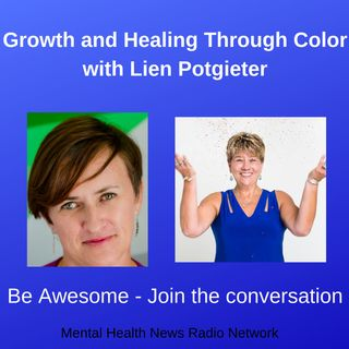 Growth and Healing Through Color