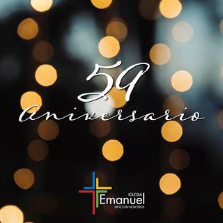 Especial 59° Aniversario