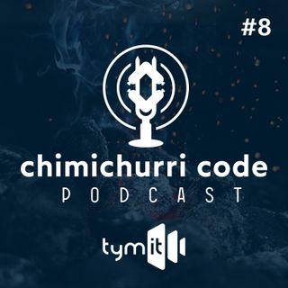 1x08 | Charlando con los Androides de Tymit