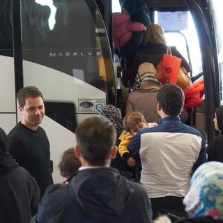 Le buone pratiche dei corridoi umanitari, presentate a Bruxelles